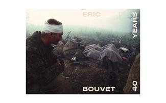 Image du livre 40 ans de Éric Bouvet