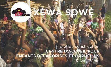 Visuel du projet Xewa Sowe - Centre d'Accueil pour Enfants au Bénin