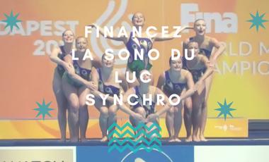 Visueel van project Financez la sono du LUC Synchro !