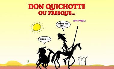 Visueel van project Don Quichotte à la conquête d'Avignon!