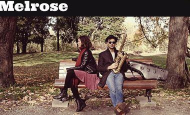 Visuel du projet Enregistrement du 1er EP de Melrose!