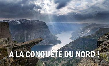 Project visual A la conquête du Nord !