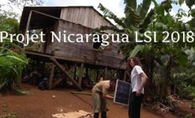 Project visual Projet Nicaragua LSI 2018