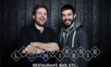 Visueel van project LA MENUISERIE : Restaurant, Bar, Etc...