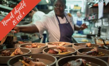 Visueel van project La Résidence du Refugee Food Festival