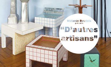"Visueel van project ""D'autres artisans"""