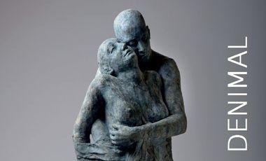 Project visual PATRICIA DENIMAL, catalogue de sculptures