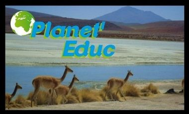 Visuel du projet Planet'Educ