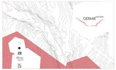 Visueel van project GERMIR transition