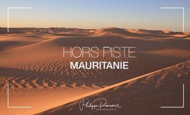 Project visual Photos hors piste en Mauritanie