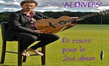 Visueel van project 2nd album de Luc Alenvers