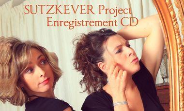 Visuel du projet SUTZKEVER  PROJECT Enregistrement CD