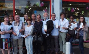 Visueel van project L'épicerie solidaire de Saint-Maur des fossés