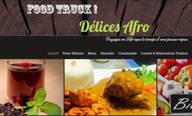 Visuel du projet Délices AFRO : Food Truck Africain Sain et Equilibré !