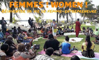Project visual Formation/coaching de 25 Femmes Entrepreneures des marchés du Wouri au Cameroun