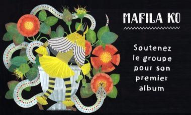 Visueel van project Mafila Ko - premier album