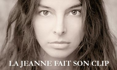 Visueel van project La Jeanne fait son clip