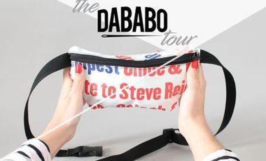 Visuel du projet THE DABABO TOUR - Atelier mobile de recyclage de bâches en live!