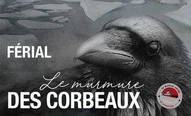 Visuel du projet ARTISTES EN ARCTIQUE - Le murmure des corbeaux
