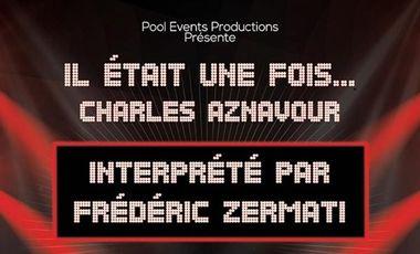 Visueel van project Il Etait une Fois Charles AZNAVOUR