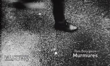 """Project visual Double-Album Tom Bourgeois """"Murmures"""""""