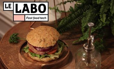 Project visual Le Labo : Fast Food Tech