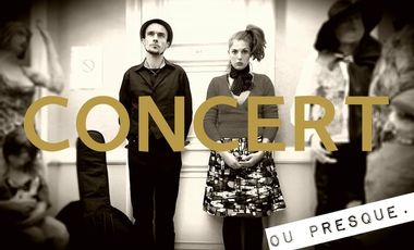 Project visual Concert ou presque