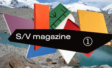 Project visual S/V MAGAZINE n°1