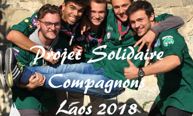 Visuel du projet Projet Solidaire Compagnons au Laos