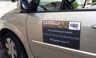 Visueel van project Le secret d'Aliénor