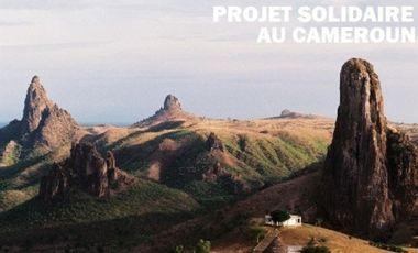 """Visuel du projet Financez notre Projet Solidaire """"Rencontres Camerounaises"""""""