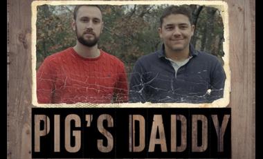 Visuel du projet Daddy, je veux du bon cochon !