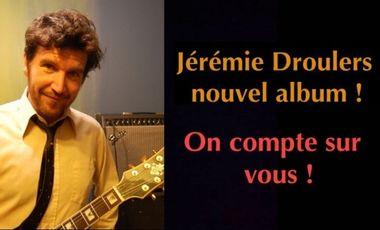 Project visual Jérémie Droulers : objectif #1 atteint, cap désormais sur les 4000 euros !
