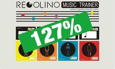 Visuel du projet Regolino Music Trainer!