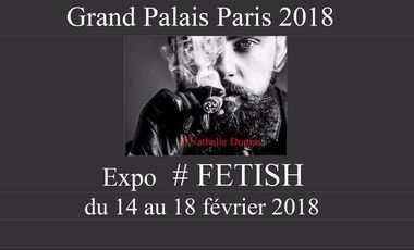 Visueel van project Expo #FETISH Grand Palais Paris