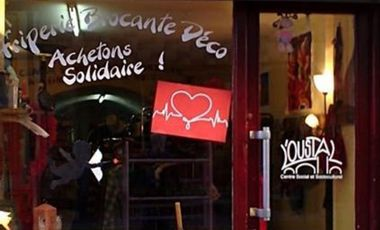Visuel du projet L'Epicerie Solidaire L'Oustal