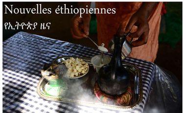 Project visual Nouvelles éthiopiennes * ኢትዮጵያ