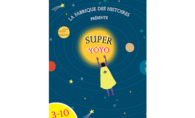 Visueel van project Super Yoyo et la Taupe