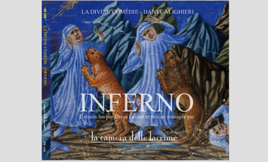 Visueel van project INFERNO - La Divine Comédie, Dante Alighieri
