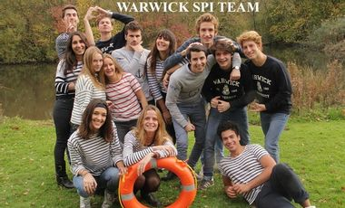 Project visual Warwick à la Spi Dauphine
