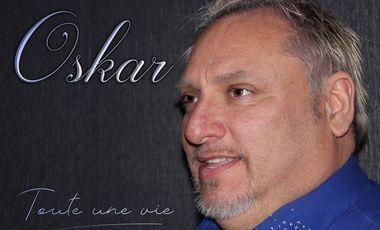 Visuel du projet Oskar 1er CD en France Toute une vie