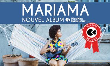 Visuel du projet Mariama : mon 2ème album avec vous