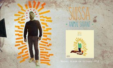 Visueel van project Souscrivez au prochain disque de Suissa!
