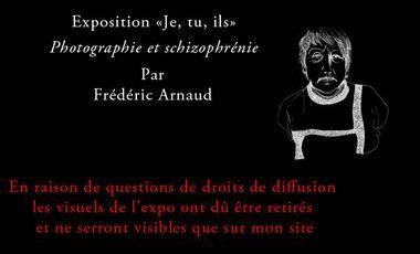 "Project visual Exposition : ""Je, tu, ils."""