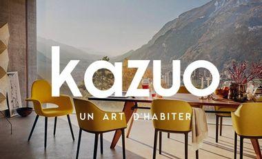 Visuel du projet Kazuo : design et innovation au Pays Basque