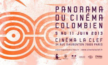 Visueel van project Panorama du cinéma colombien