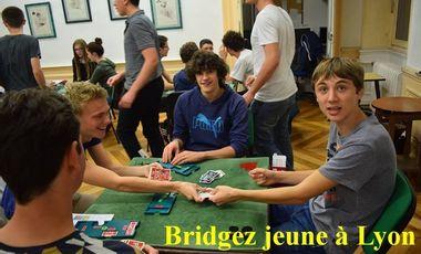 Visuel du projet Bridgez jeune à Lyon