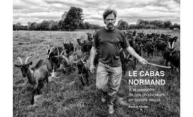 Visueel van project Le Cabas Normand, A la rencontre de nos producteurs en circuits courts