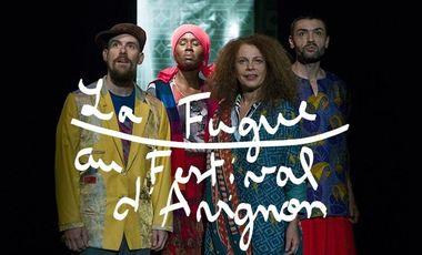 Visueel van project La Fugue au Festival Off d'Avignon