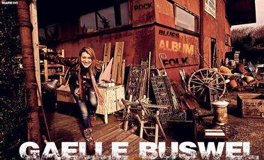Visueel van project GAELLE BUSWEL - Production du 2ème  ALBUM
